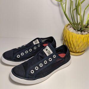 Converse All Star Navy Mesh Water-Summer Sneaker